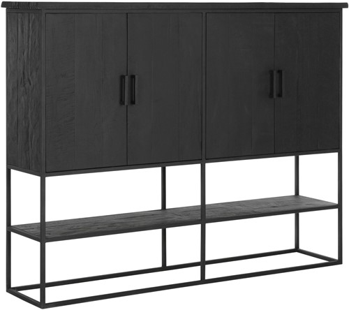 DTP Home Timeless Black bergkast Beam large