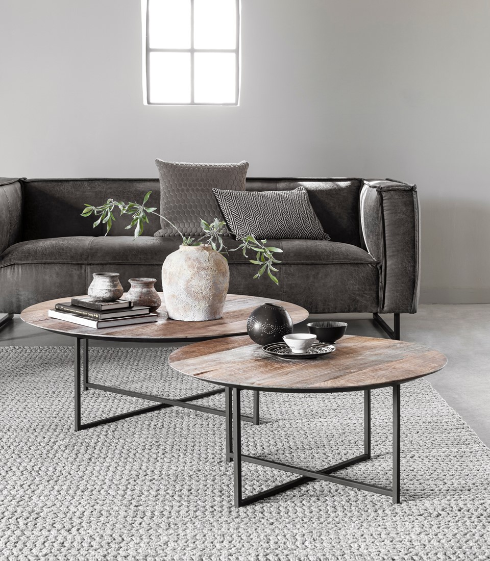 Dtp Home Cosmo Coffee Table Small