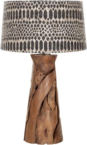 MUST Living Tafellamp Jungle tribal large