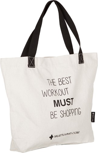 "MUST Living shopper ""Best Workout"""