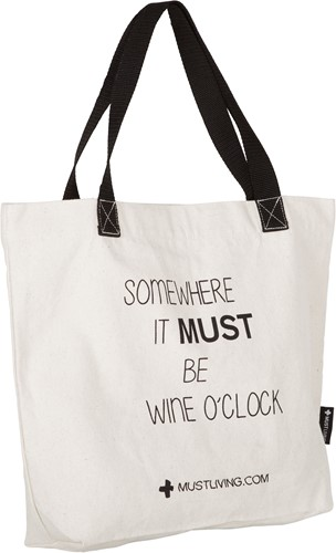 "MUST Living shopper ""Wine O'Clock"""