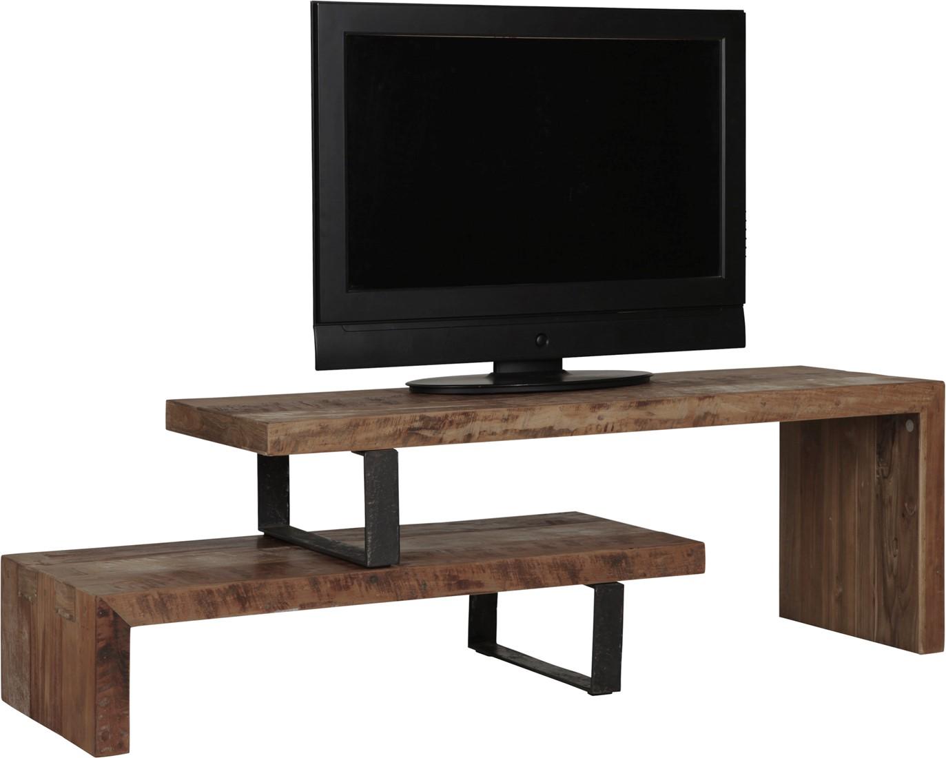 Tv Kast Hoog.D Bodhi Tv Meubel Soul Verlengbaar 120 Cm