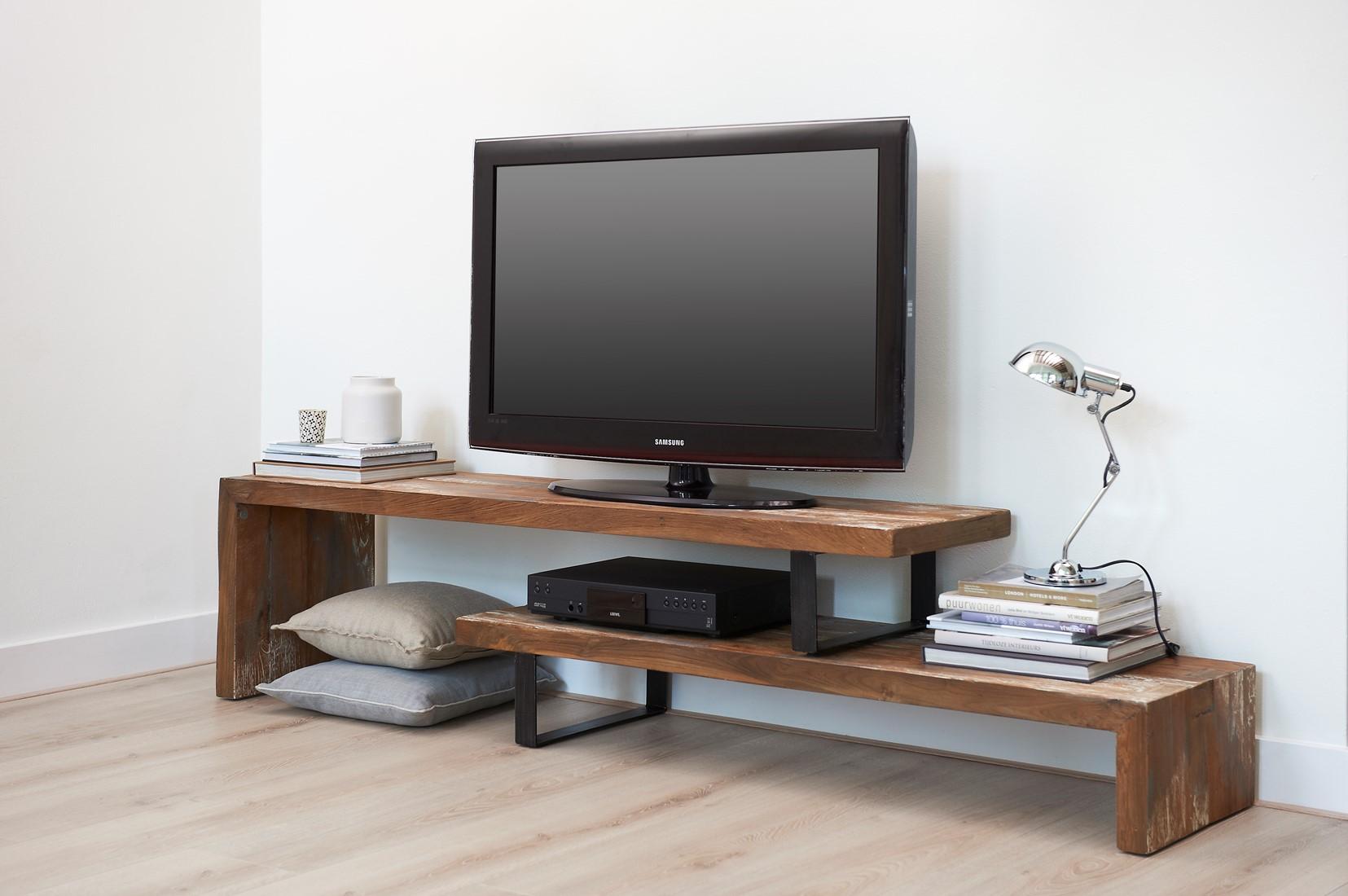 Samsung Tv Met Meubel.D Bodhi Classic Tv Stand Taste Extendable 160 Cm