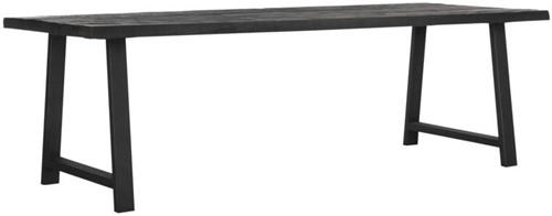 DTP Home Timeless Black eettafel A-team 250 cm