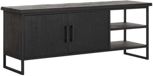 DTP Home Timeless Black TV meubel Beam No.2 small