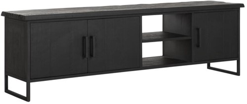 DTP Home Timeless Black TV meubel Beam No.2 medium