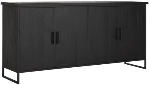 DTP Home Timeless Black dressoir Beam No.1