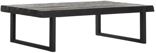 DTP Home Timeless Black salontafel Beam 120 cm