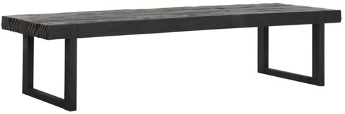 DTP Home Timeless Black salontafel Beam 150 cm