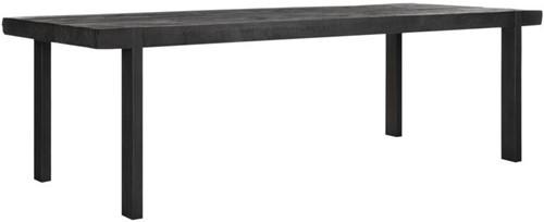 DTP Home Timeless Black eettafel Beam 250 cm