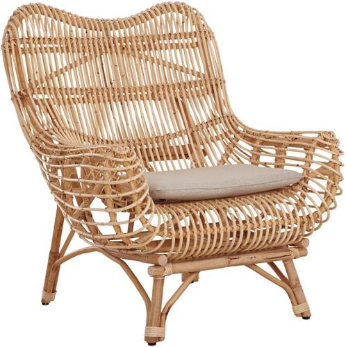 MUST Living fauteuil Cefalu