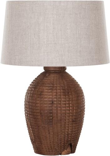 MUST Living Tafellamp Craft naturel