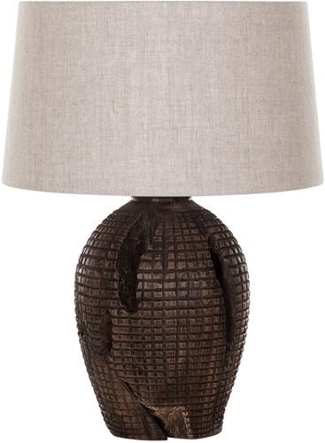 MUST Living Tafellamp Craft zwart