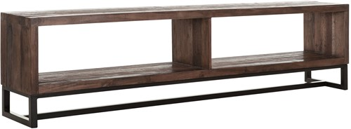 DTP Home Timber tv stand large