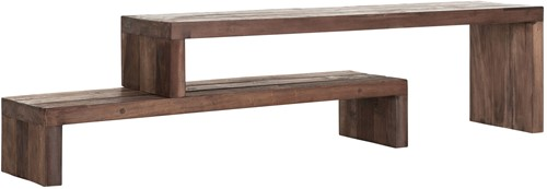 DTP Home Timber tv stand